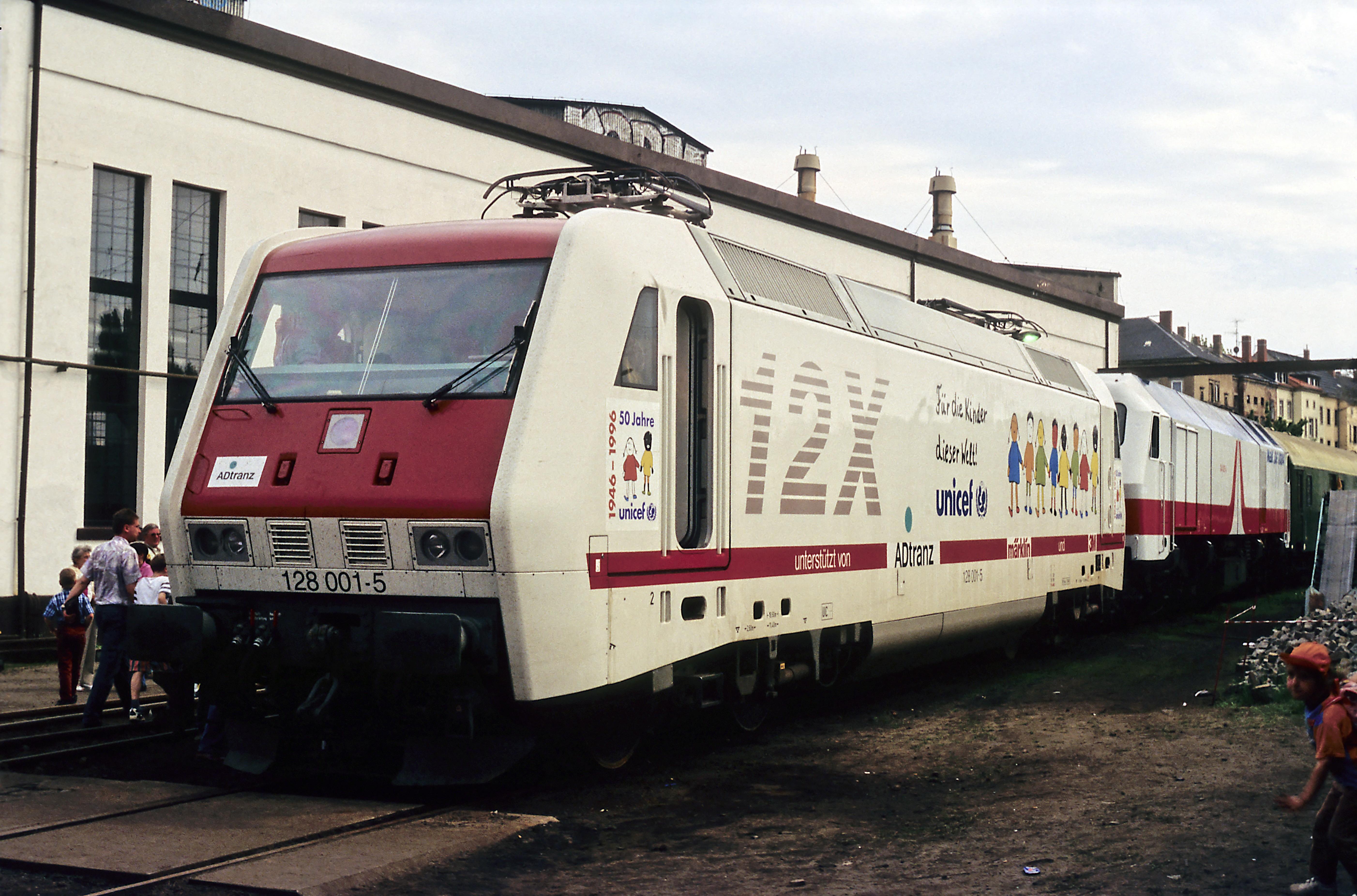 DB-Baureihe 128