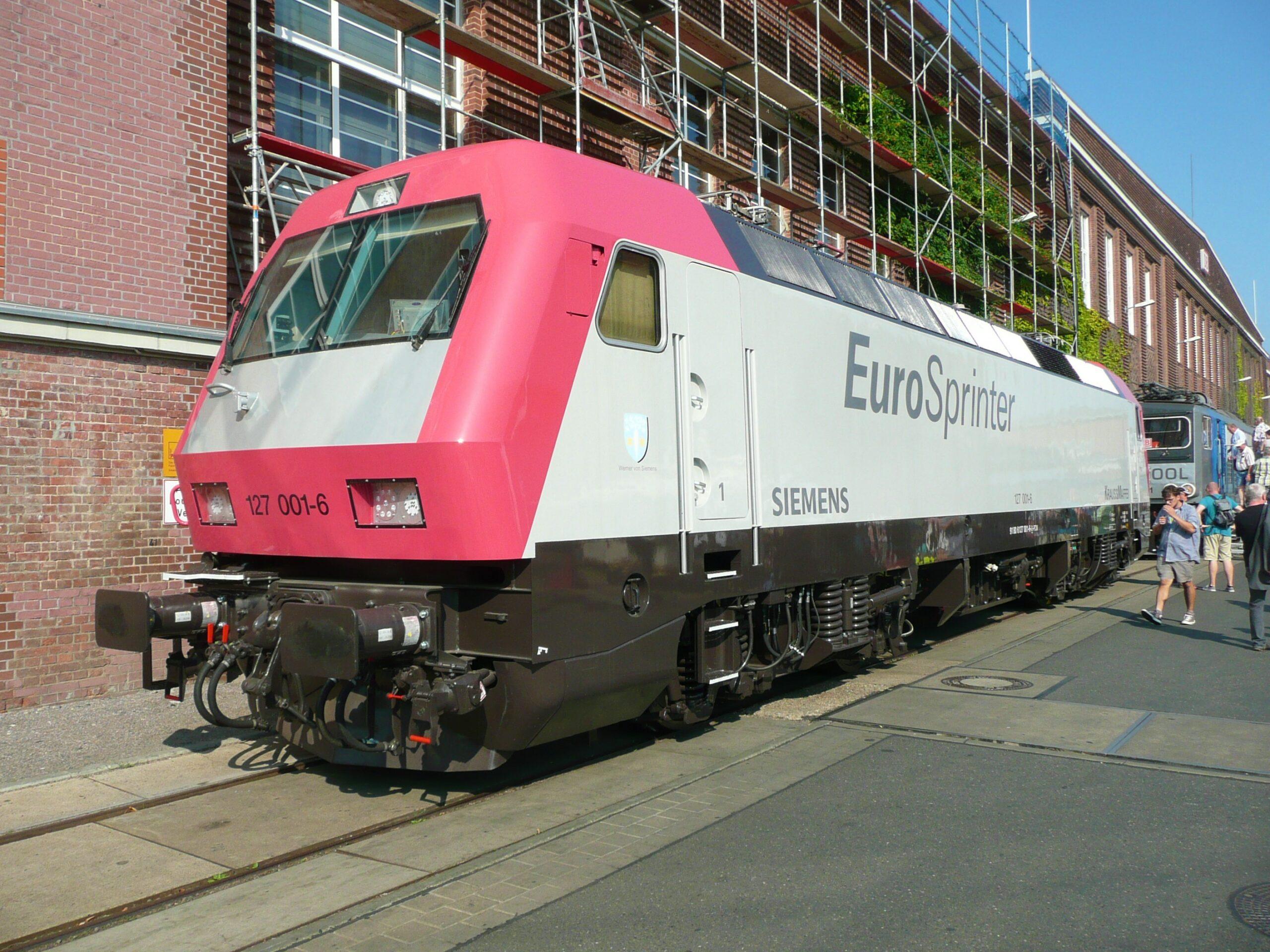 DB-Baureihe 127