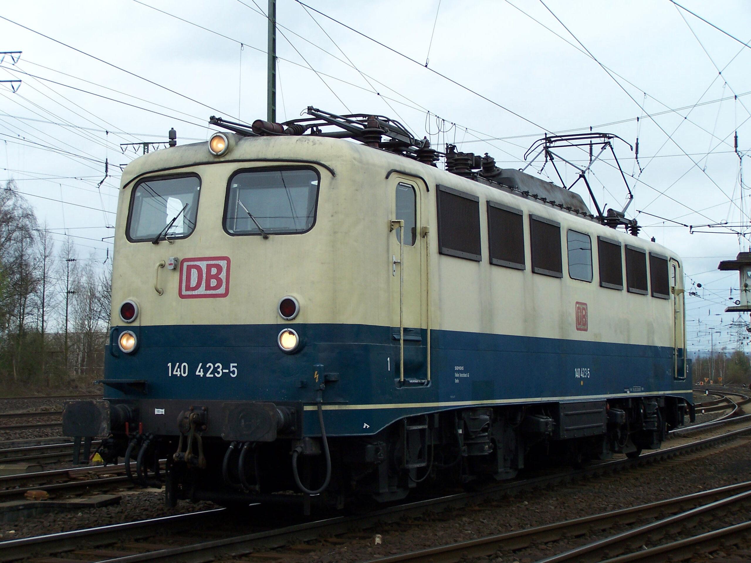 DB-Baureihe 140