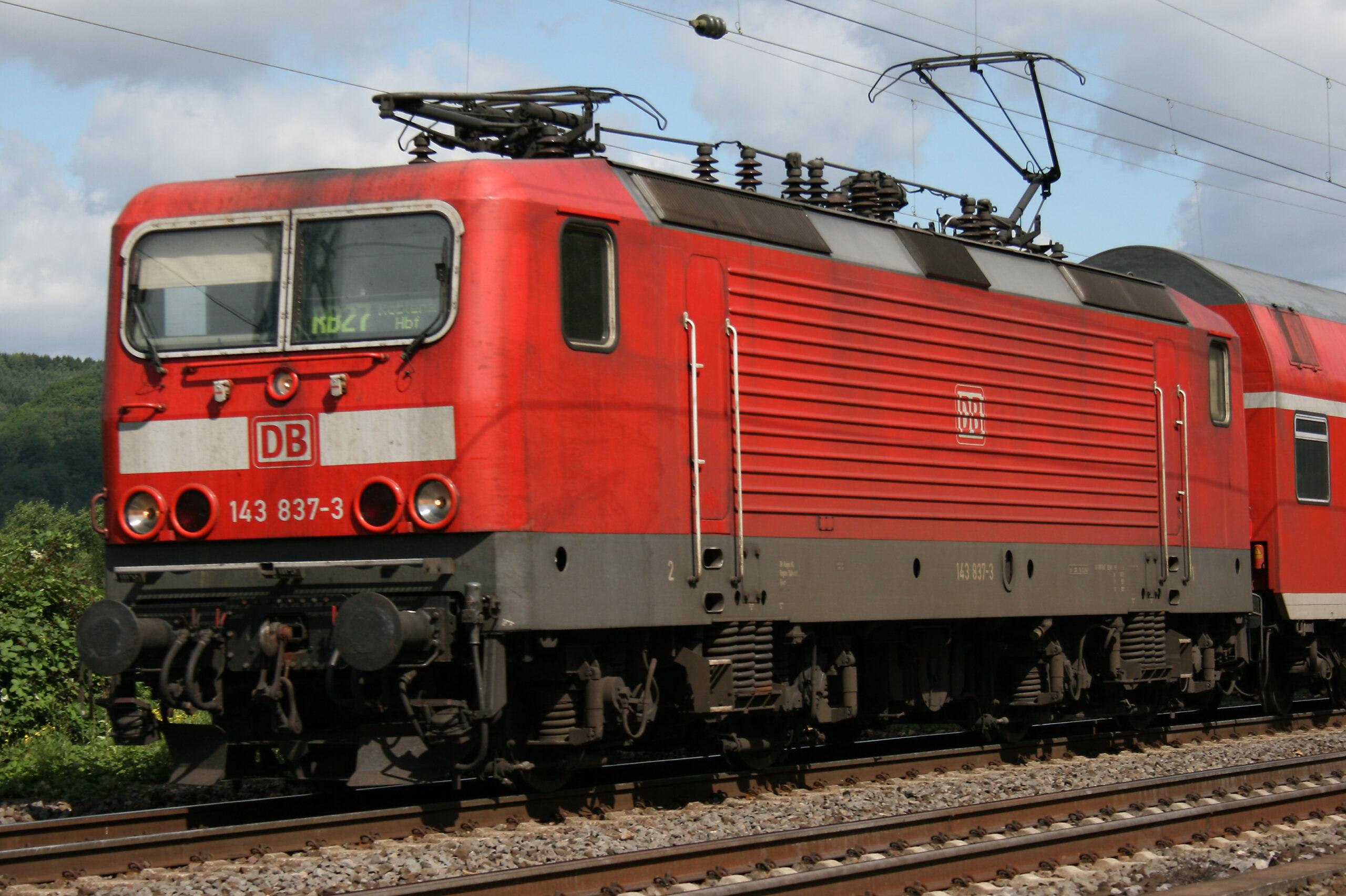 DB-Baureihe 143
