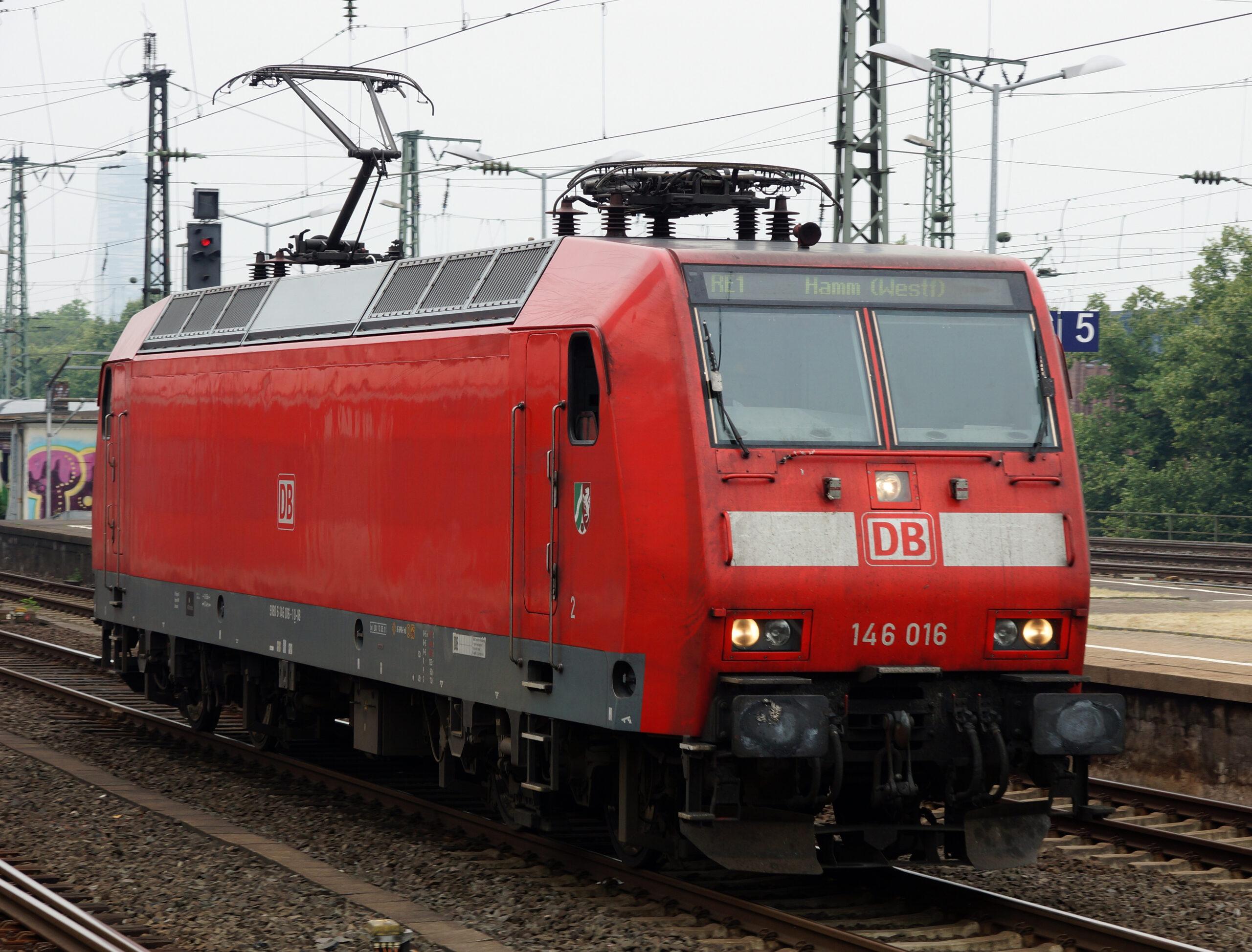 DB-Baureihe 146