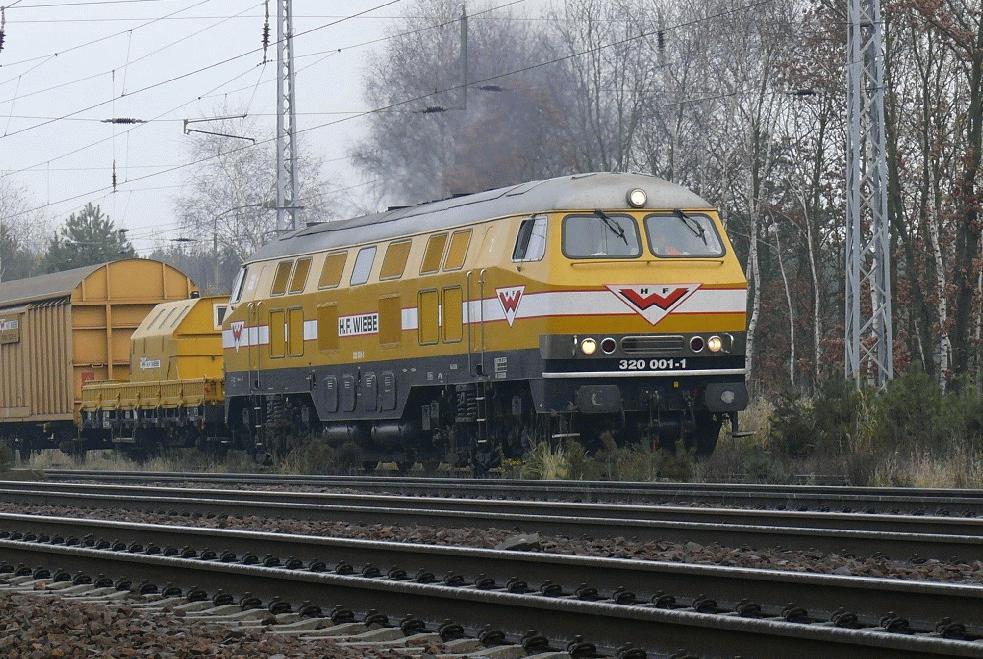 Dampflok V320