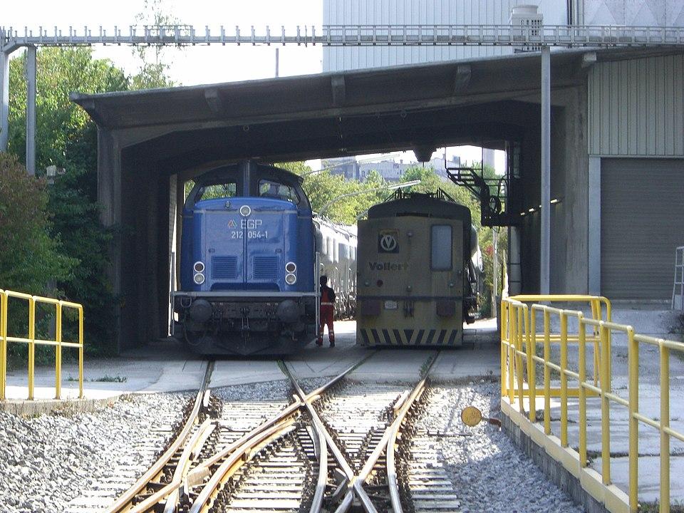 Bahnstrecke Geseke–Büren