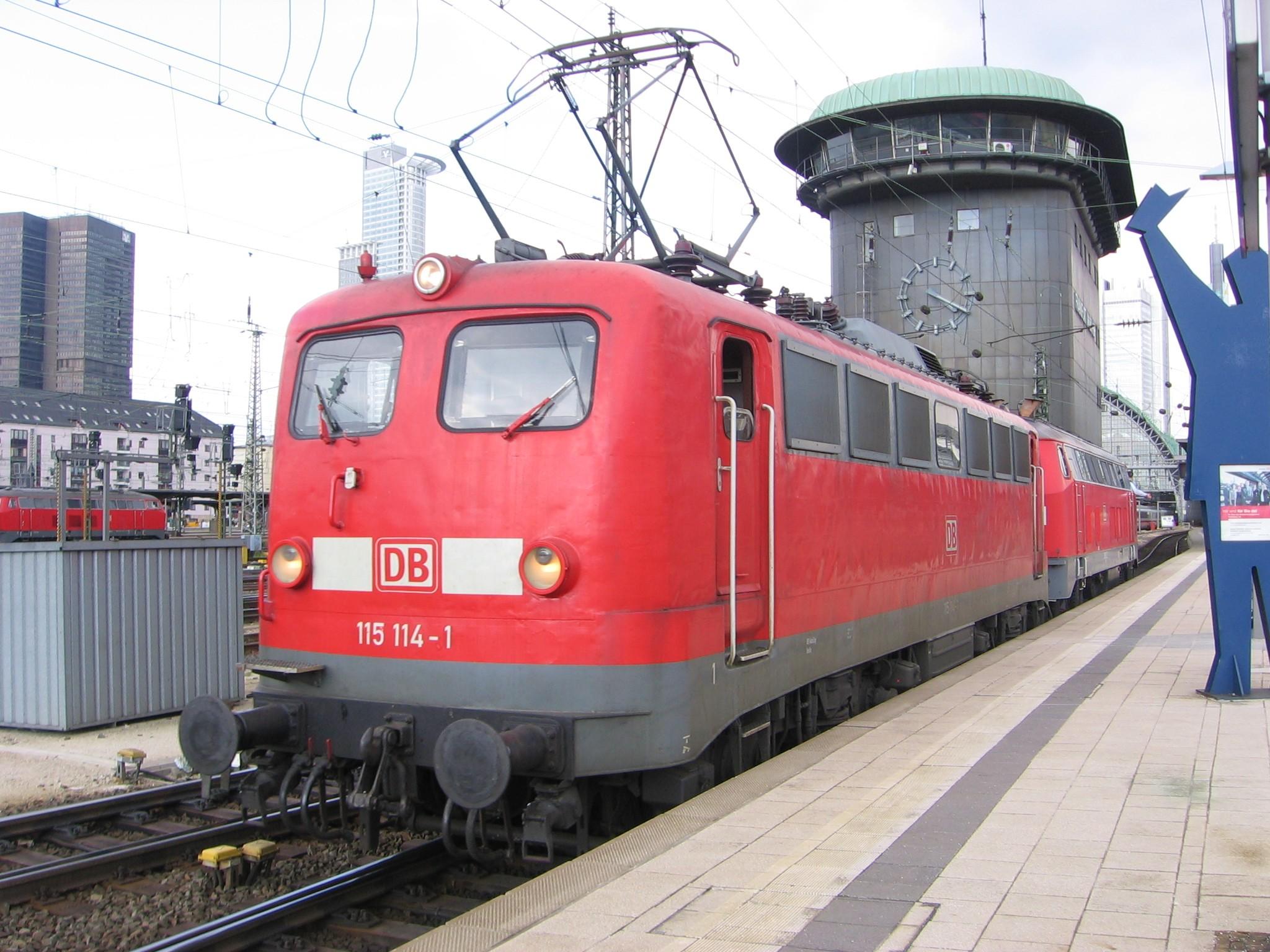 DB-Baureihe 115