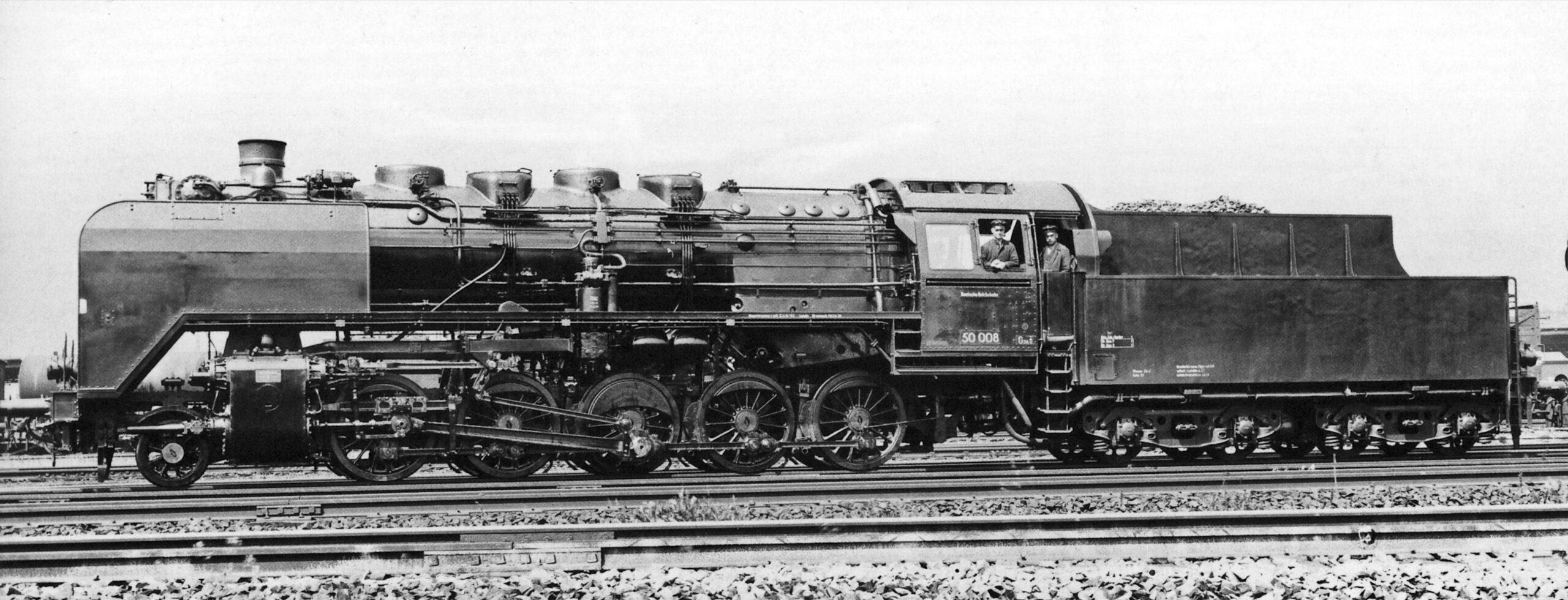 DR-Baureihe 50