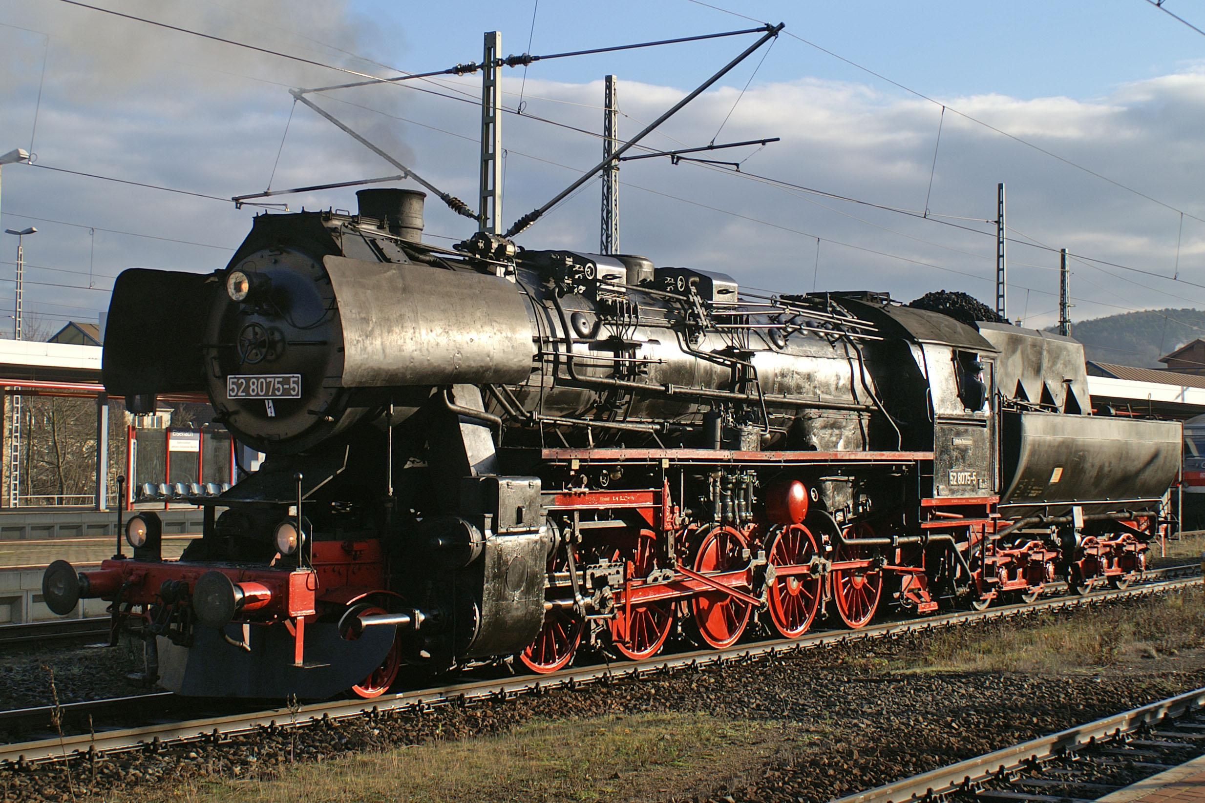 DR-Baureihe 52
