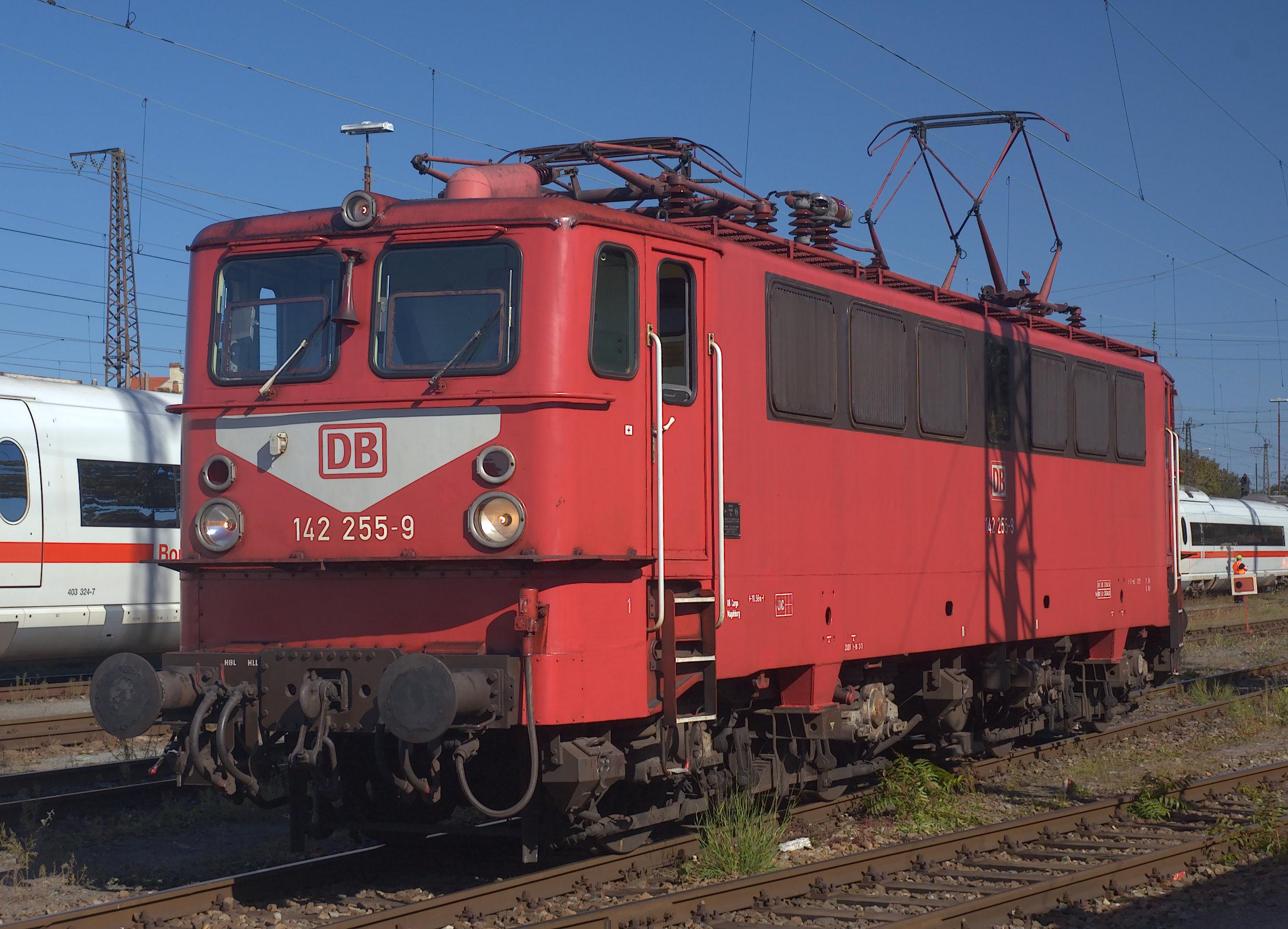 DB-Baureihe 142