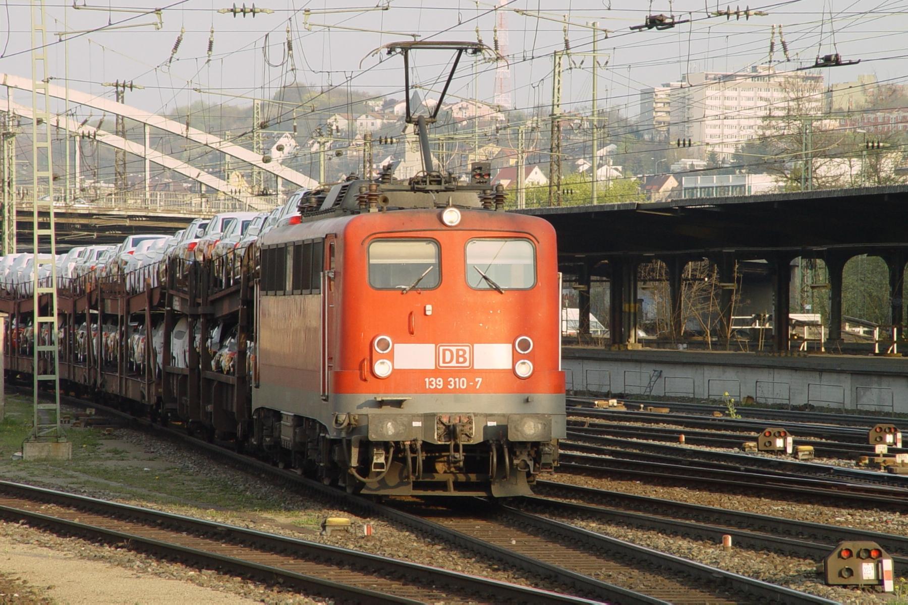 DB-Baureihe 139
