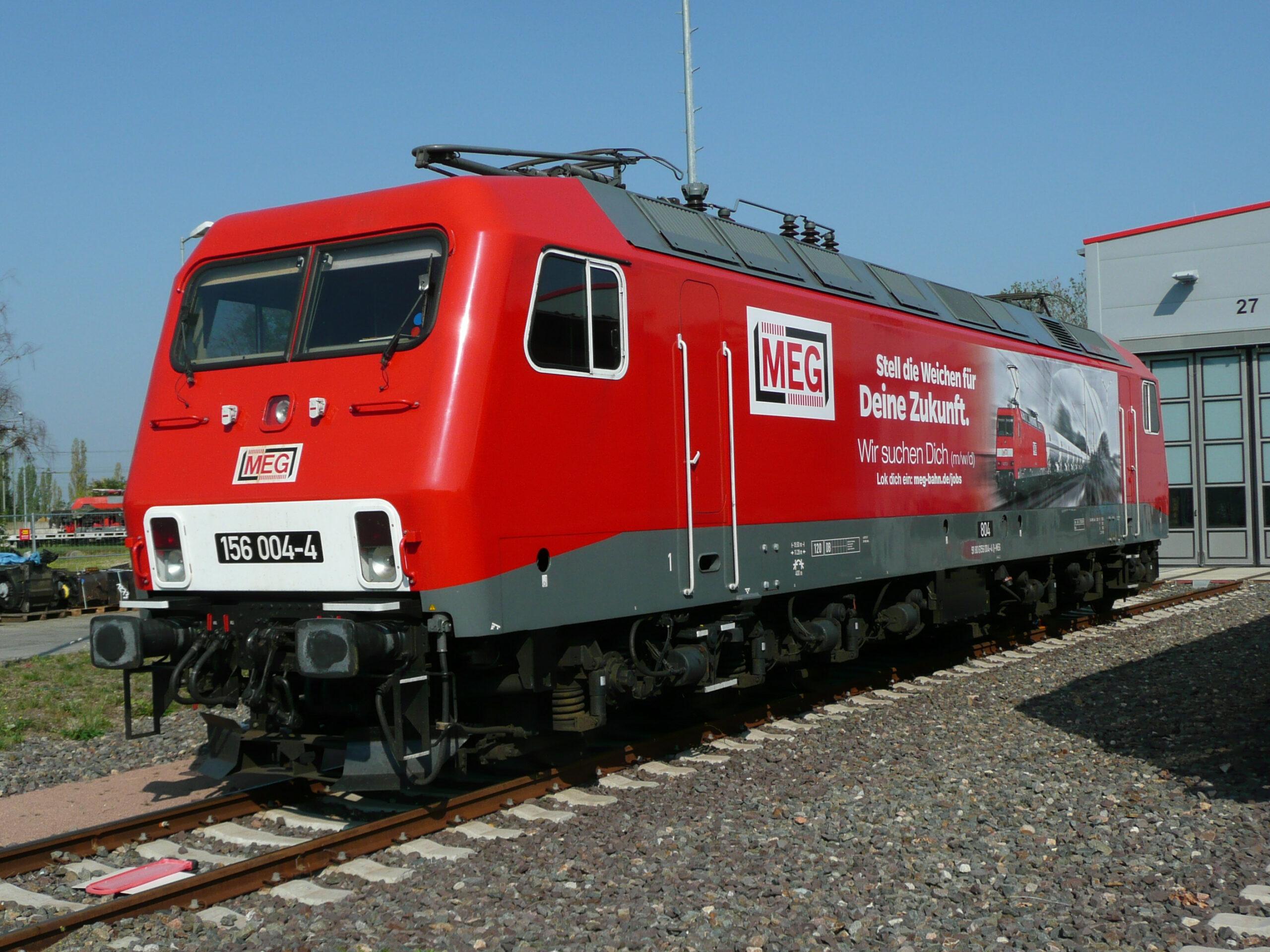 DB-Baureihe 156