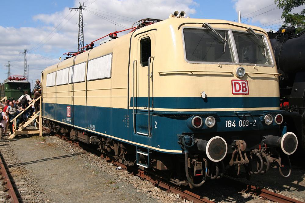 DB-Baureihe 184