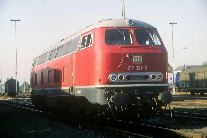 DB-Baureihe 217