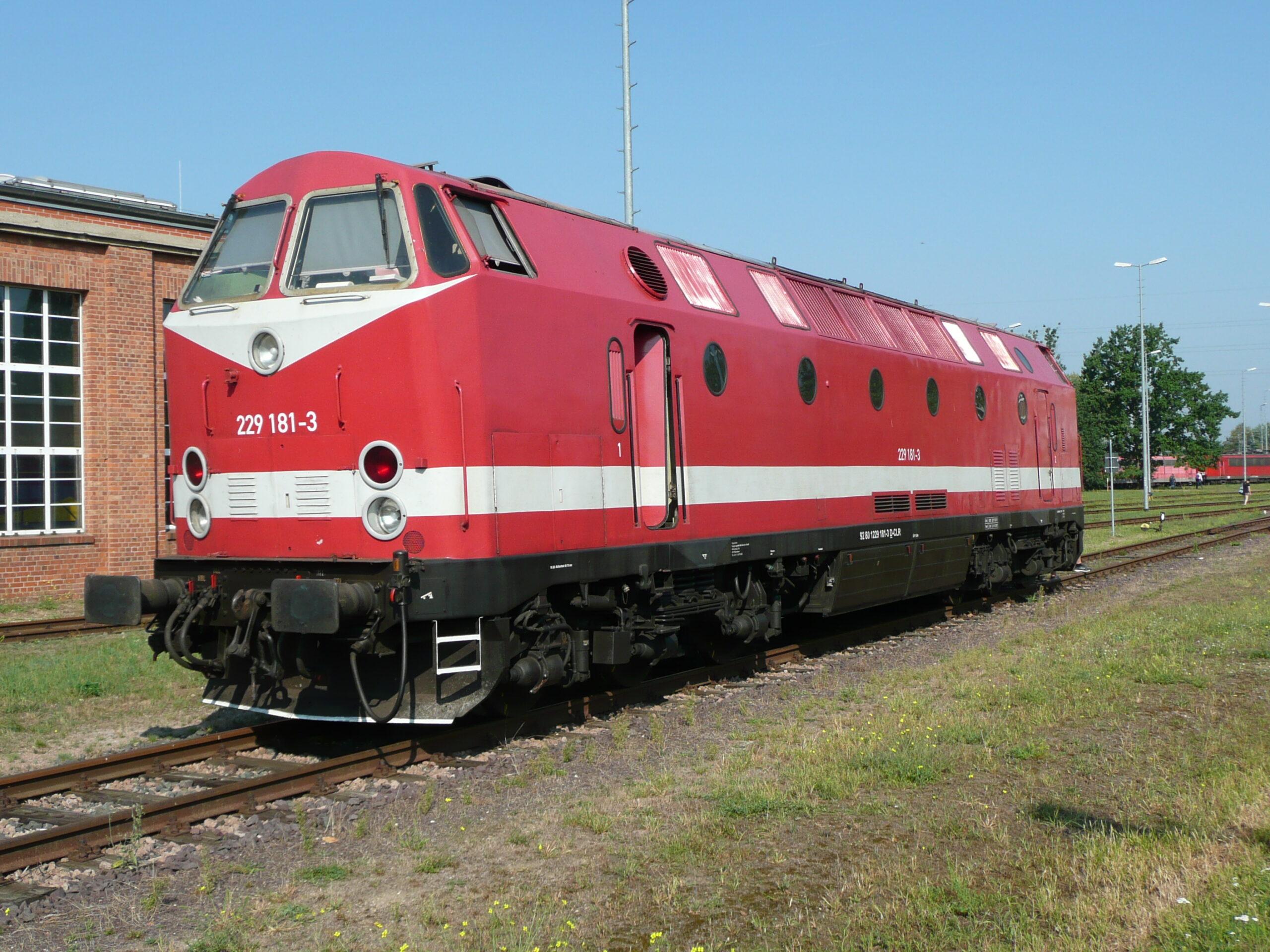 DB-Baureihe 229