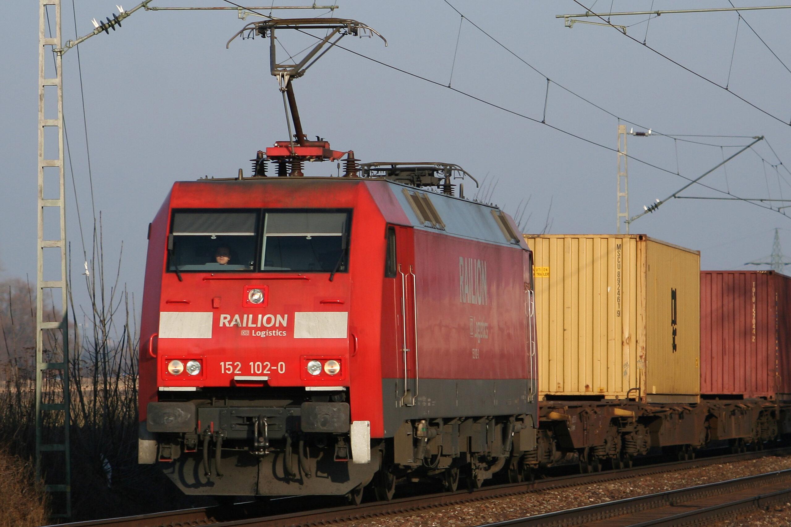 DB-Baureihe 152
