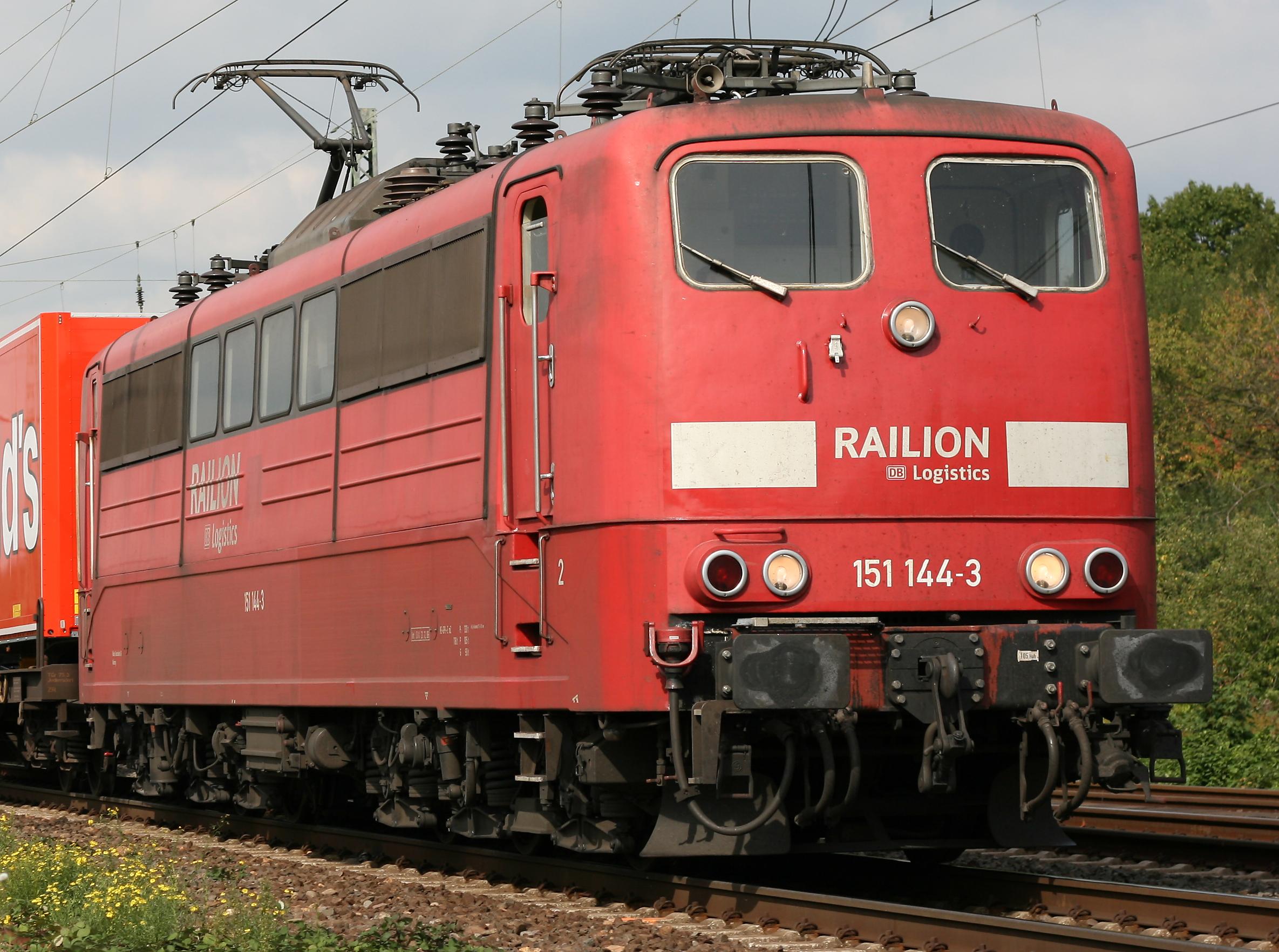 DB-Baureihe 151