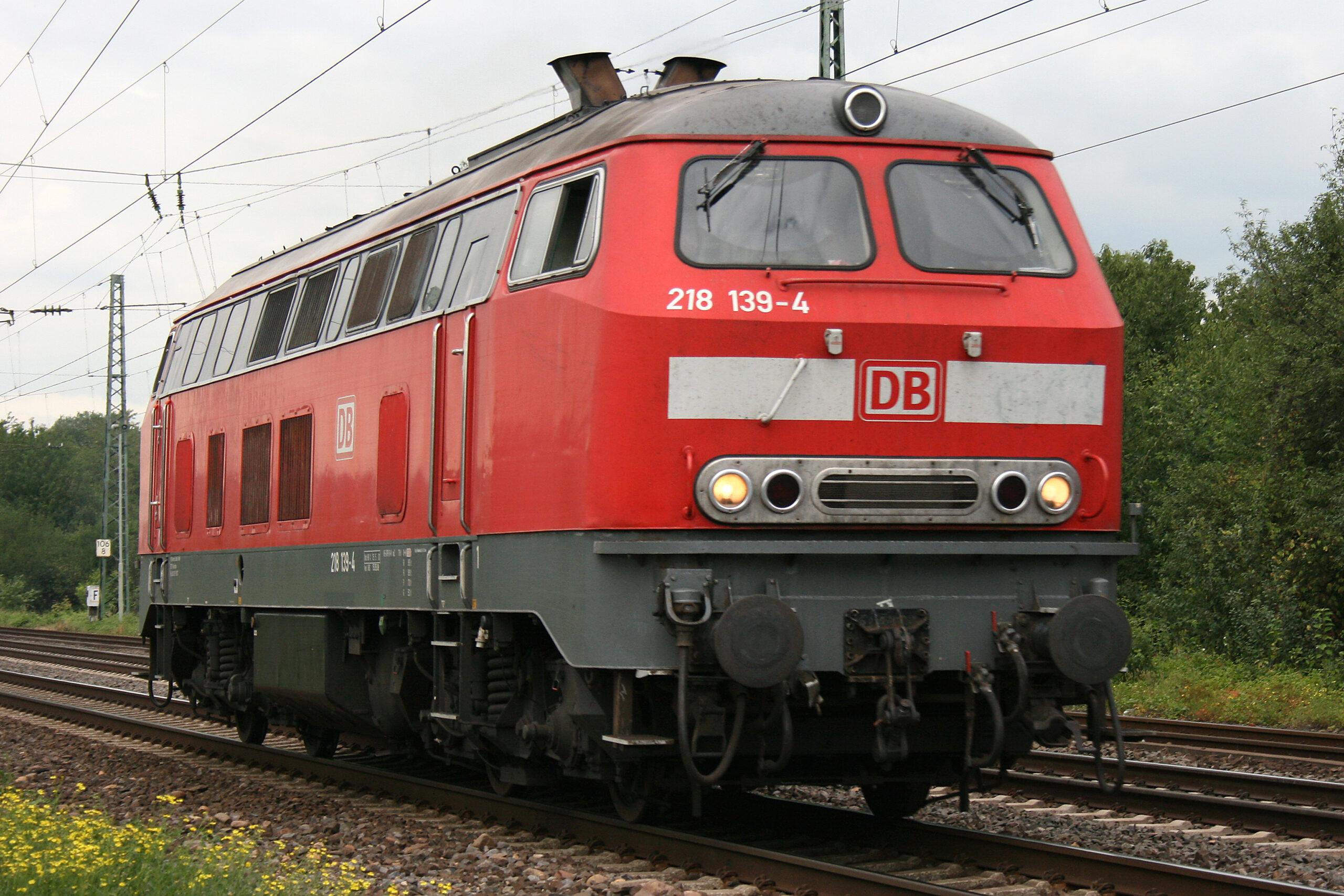 DB-Baureihe 218 (218.8)