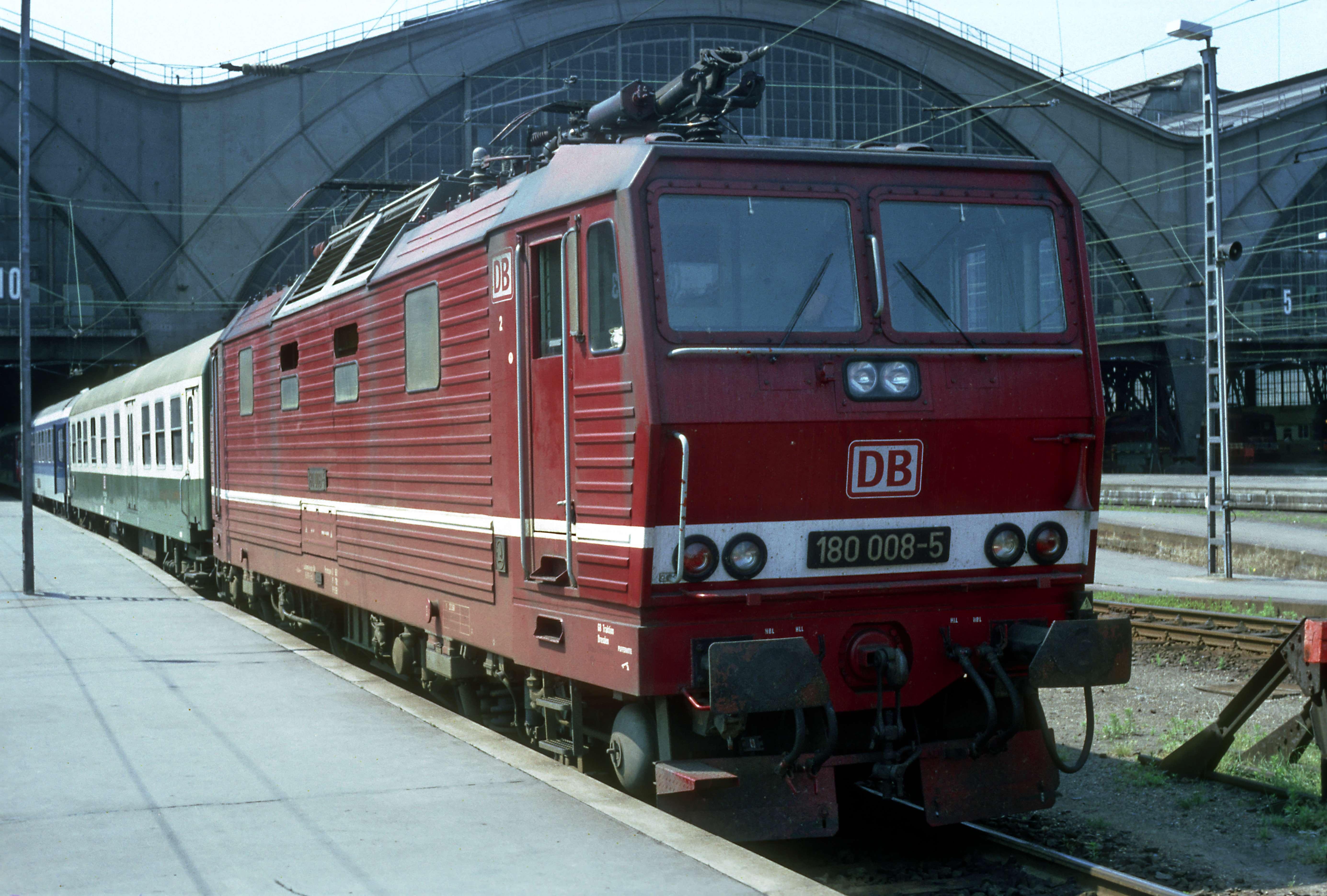 DB-Baureihe 180