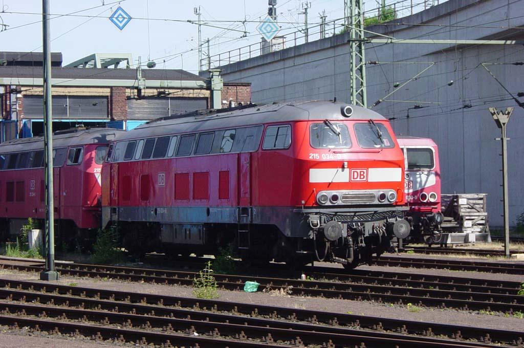 DB-Baureihe 215