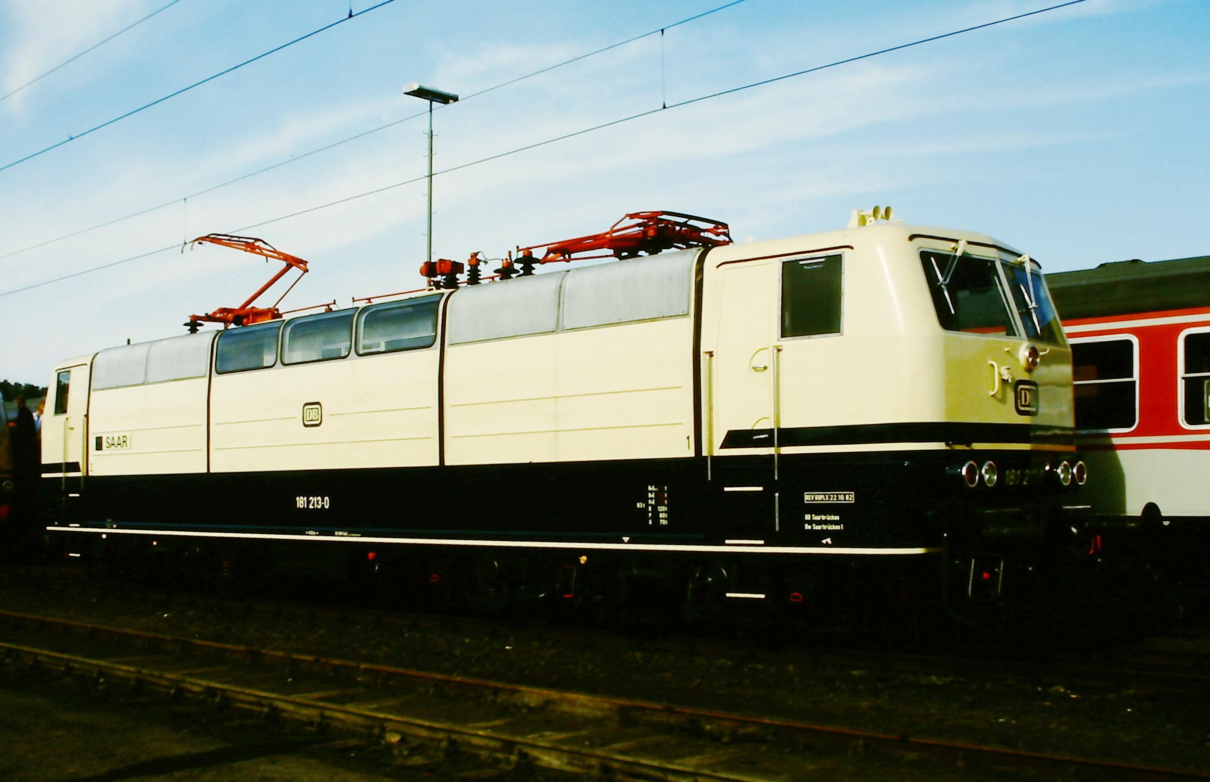 DB-Baureihe 181 (181.0, 181.1, 181.2)