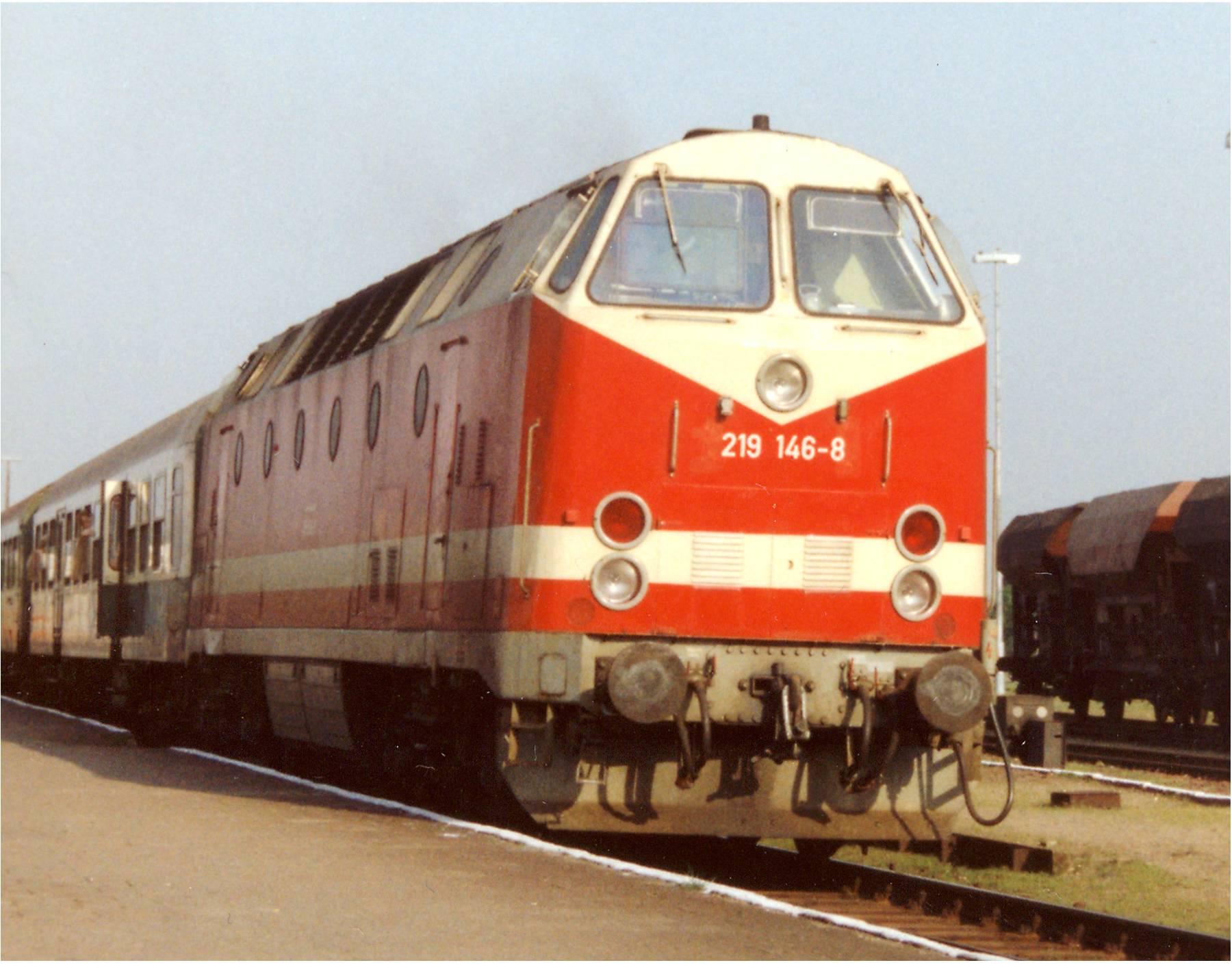 DB-Baureihe 219