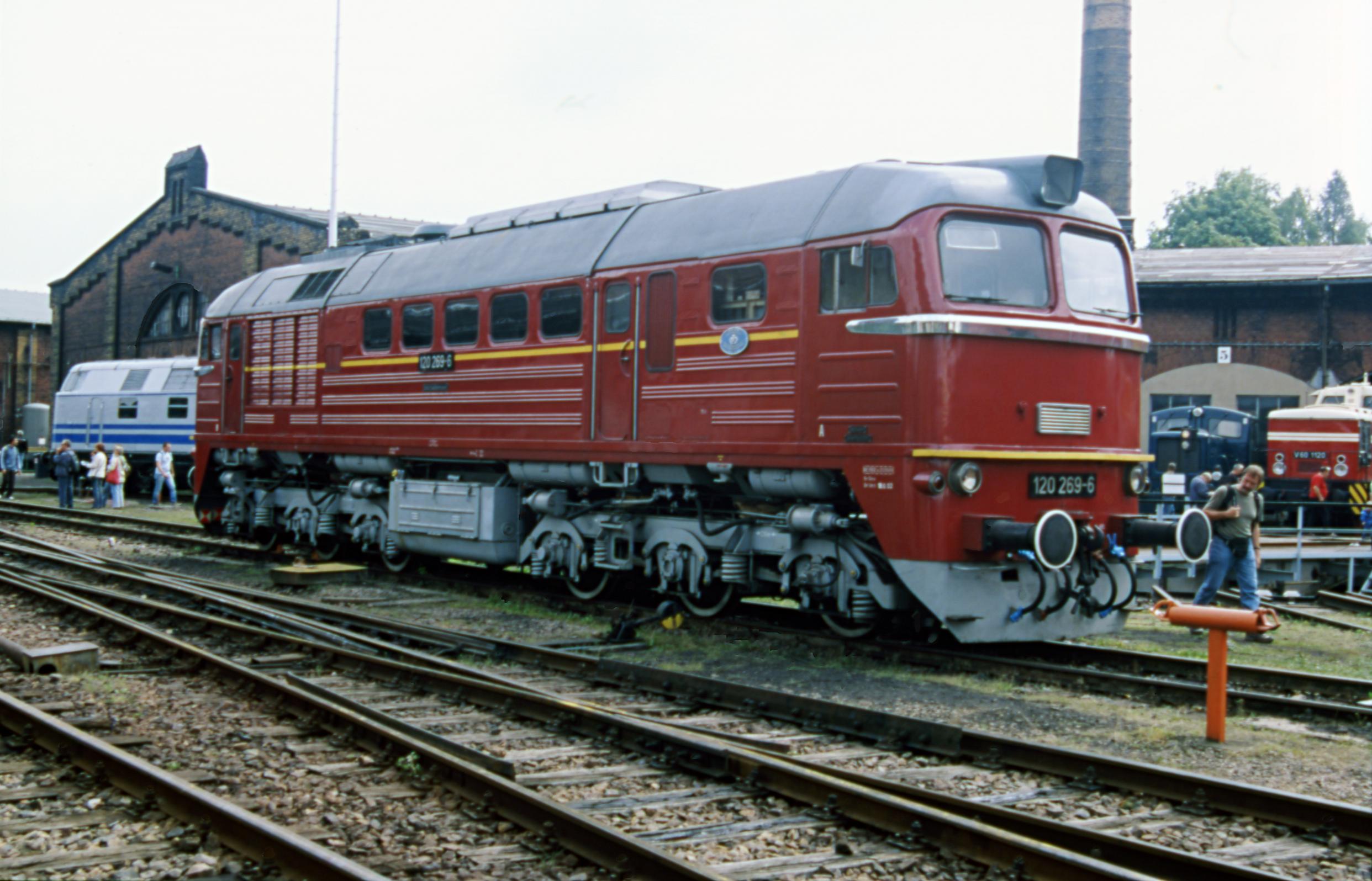 DB-Baureihe 220