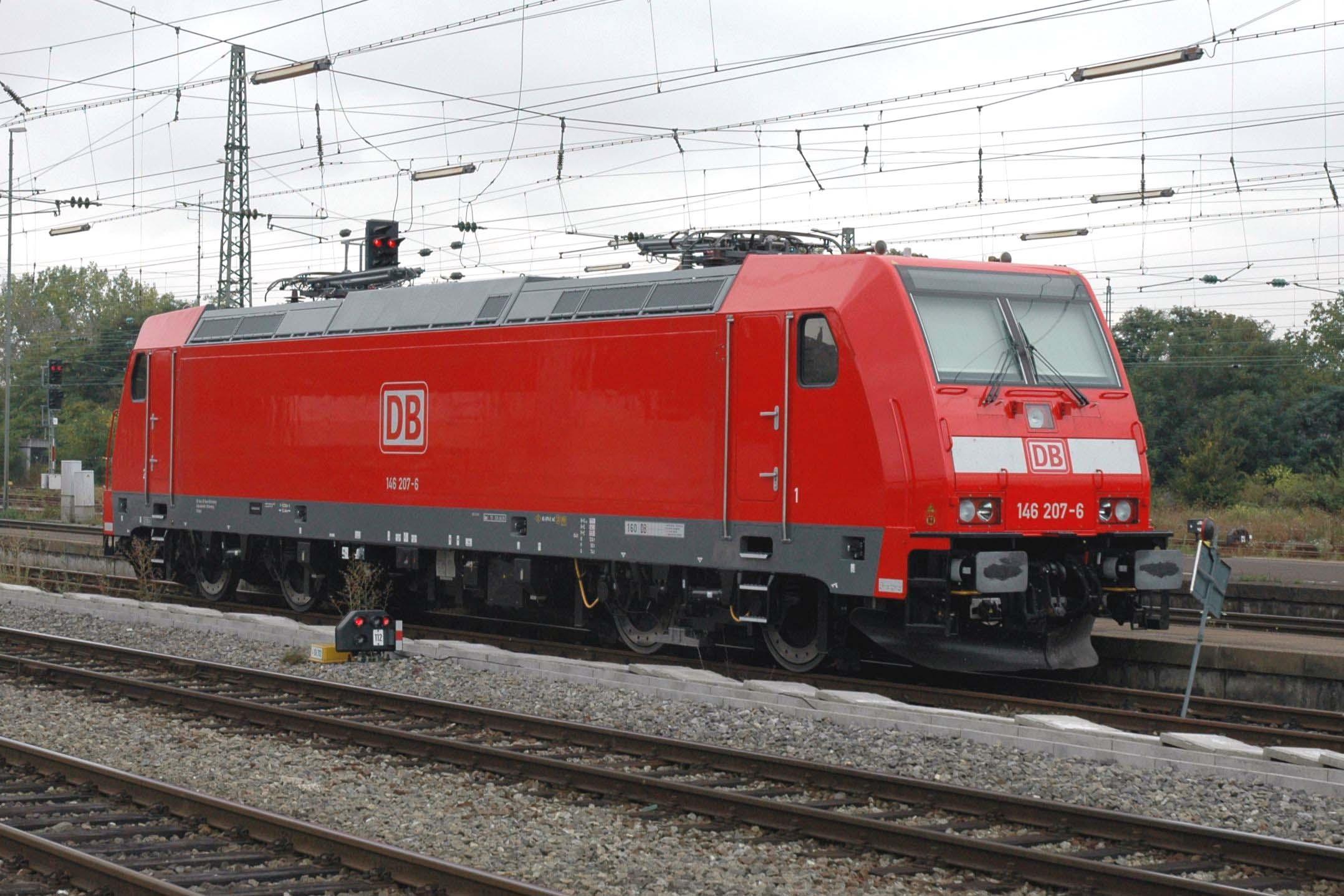 DB-Baureihe 146.2 & 146.5