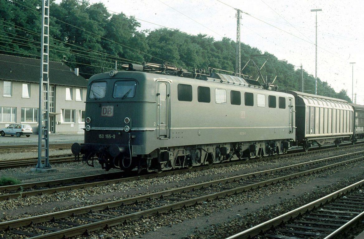 DB-Baureihe 150