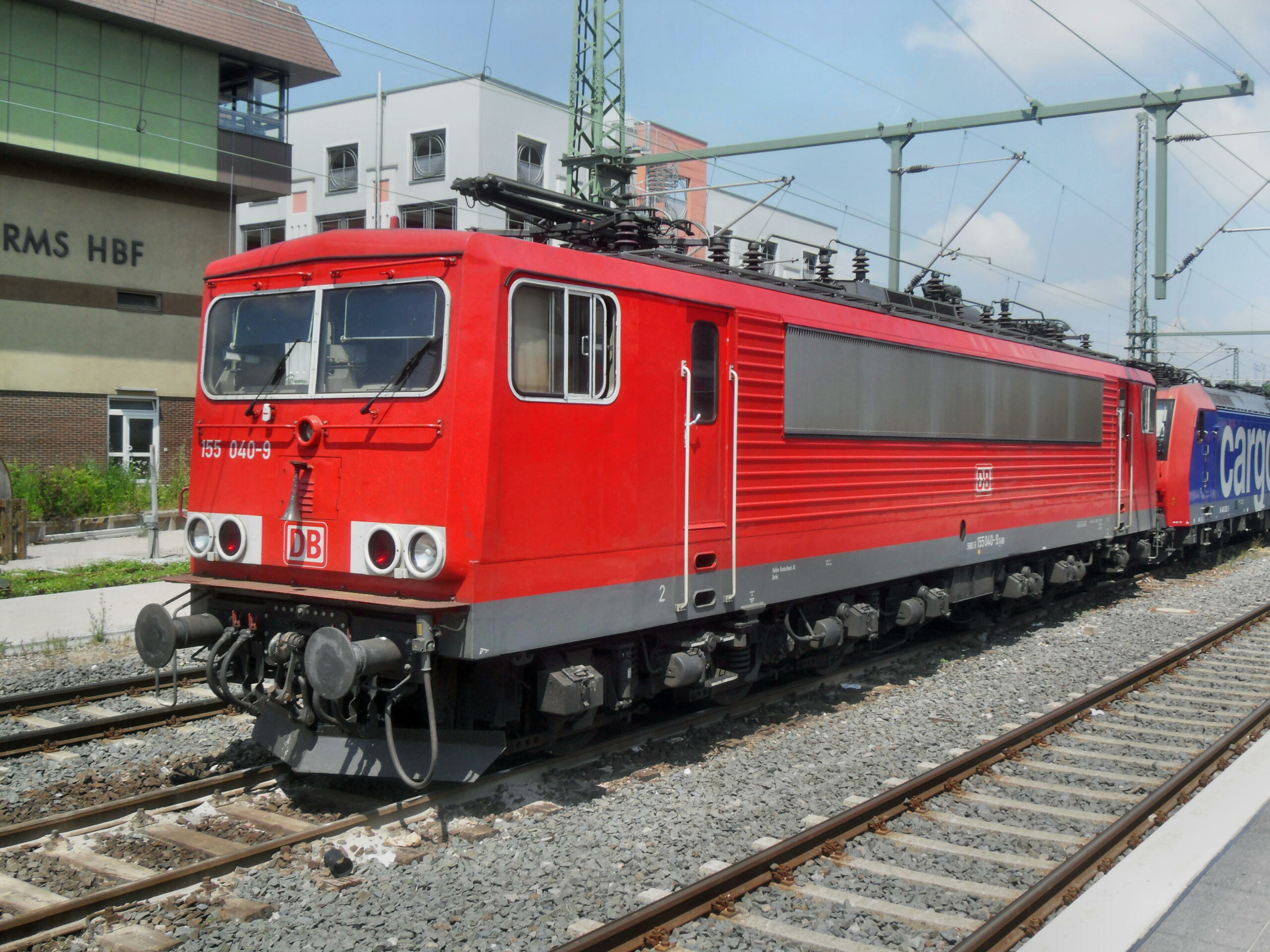 DB-Baureihe 155