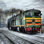 Welche Unterschiede bestehen zwischen Elektro- und Dampflokomotiven?